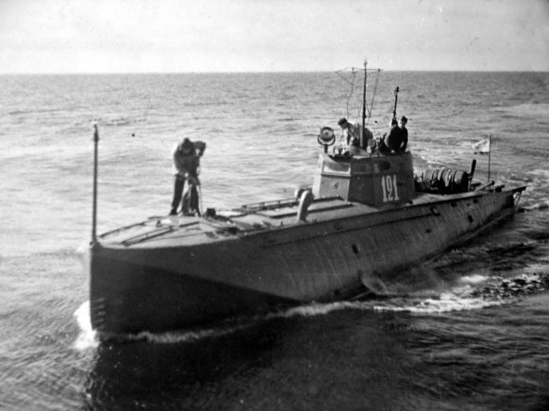Торпедные катера типа Г-5