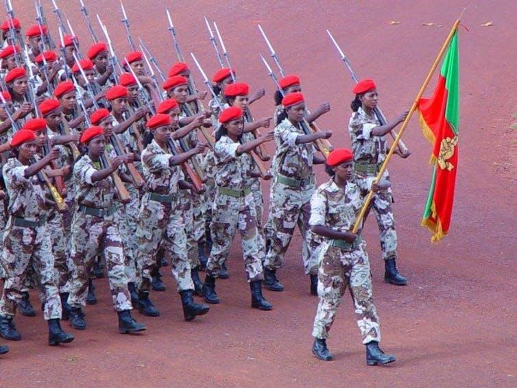 Вооруженные силы Эритреи