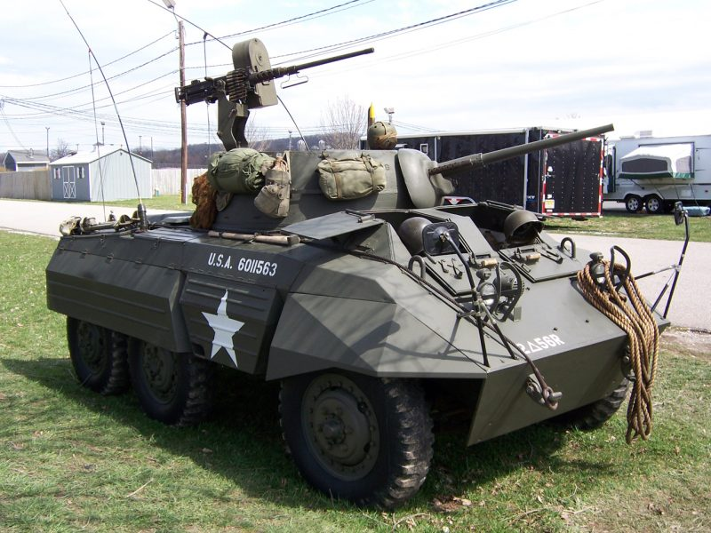 "Бронеавтомобиль М8 ""Грейхаунд"""