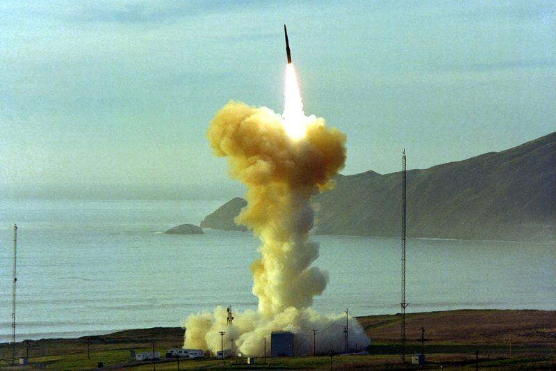 Межконтинентальная ракета LGM-30 «Минитмен»