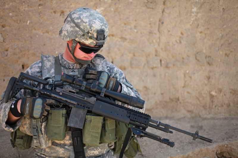 Винтовка M14 - неудача или просто поиск пути?