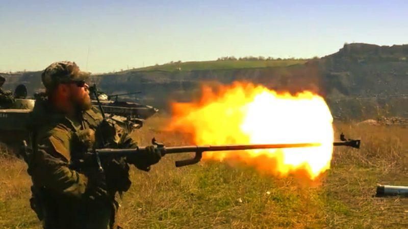 Противотанковое ружьё Дегтярева (ПТРД)