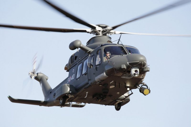 Вертолет Агуста «Вестланд» AW-139