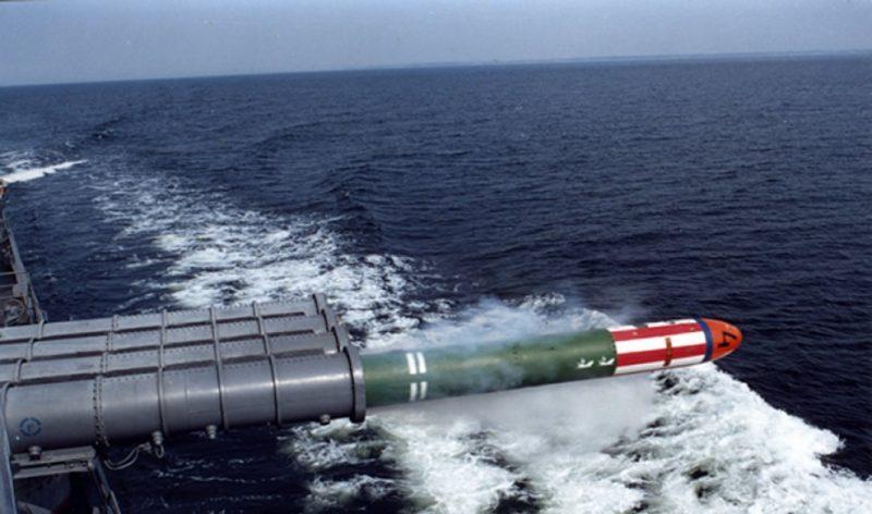 Совершенствование торпедного оружия