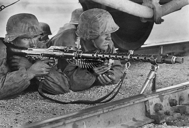 Пулемет MG.34