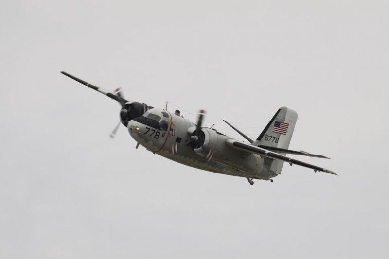 Самолет Грумман S-2 «Трекер» - охотник за субмаринами