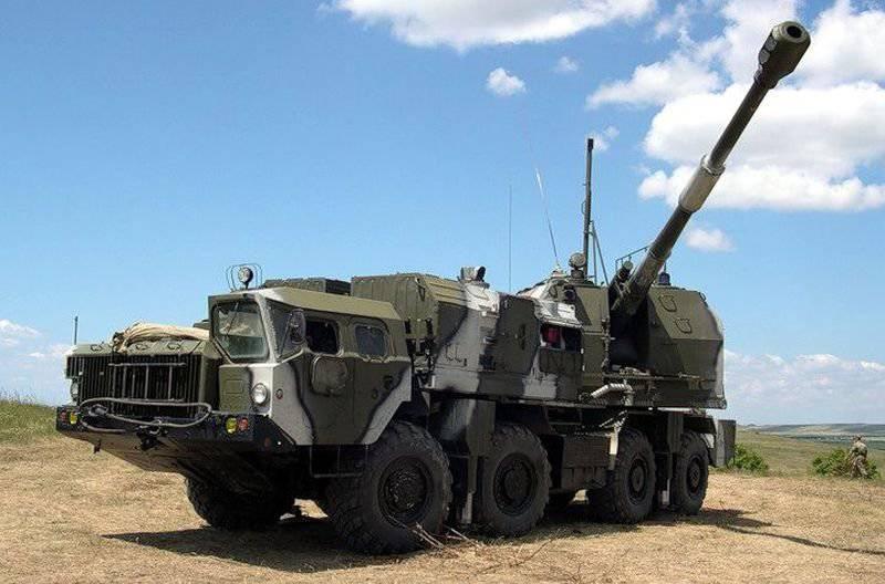 Береговой мобильный артиллерийский комплекс А-222 «Берег»