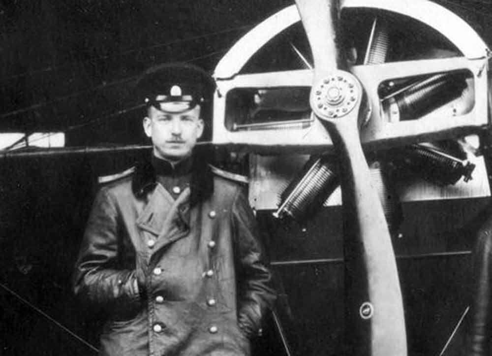 Петр Нестеров - легенда русской авиации
