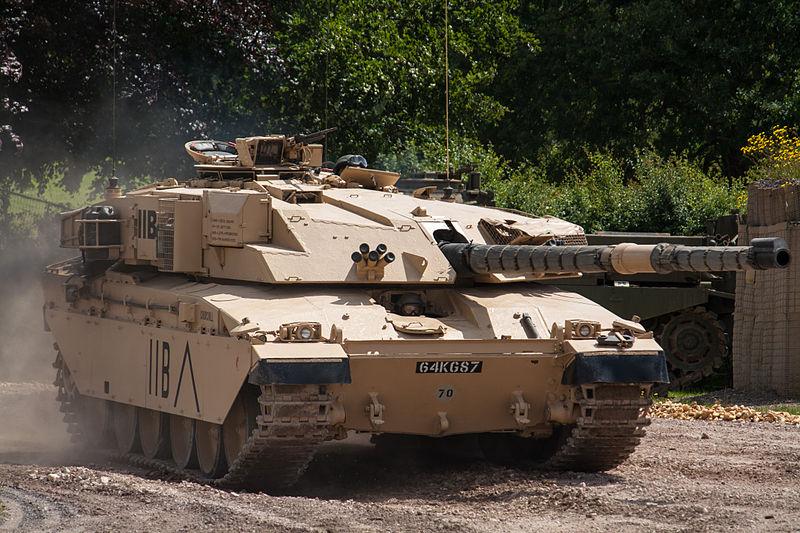 «Челленджер» - основной боевой танк