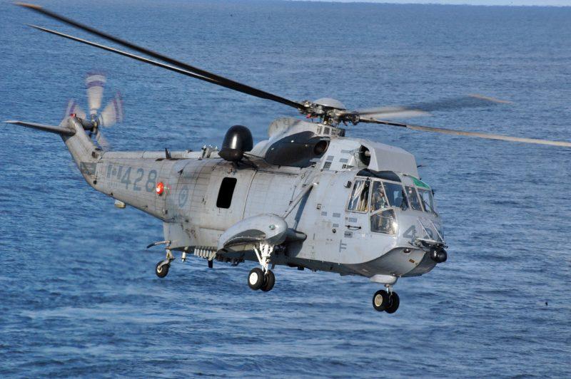 Многоцелевой вертолет Вестланд «Си Кинг»