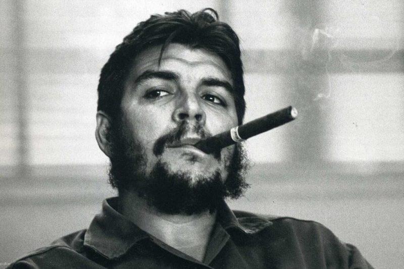 Че Гевара - пламенный революционер