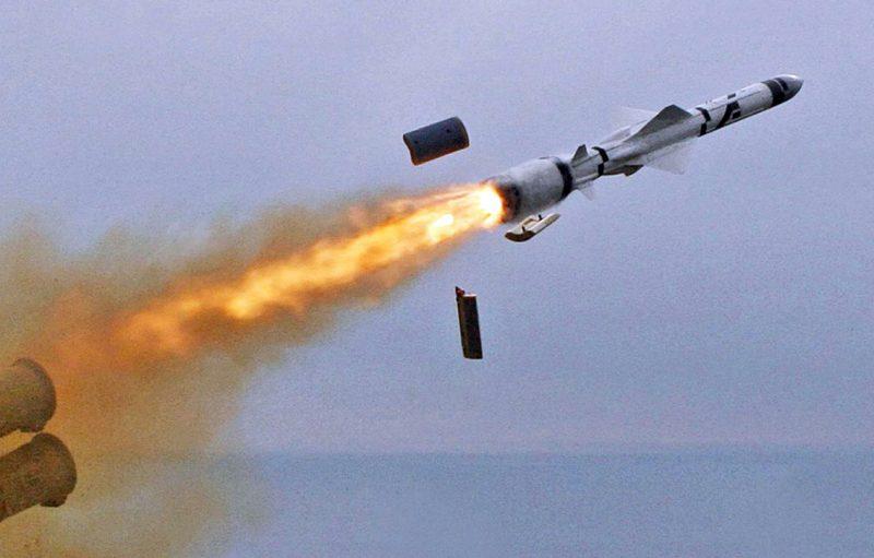 Противокорабельные ракеты «Экзосет»