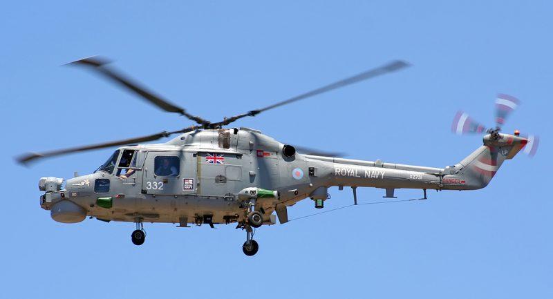 Многоцелевой вертолет Вестланд «Линкс»