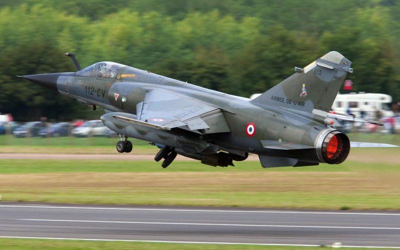 Истребитель «Мираж» F-1