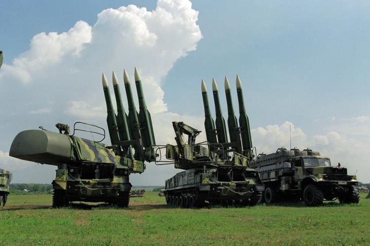 Сухопутные войска Российской Федерации: реформы и перевооружение