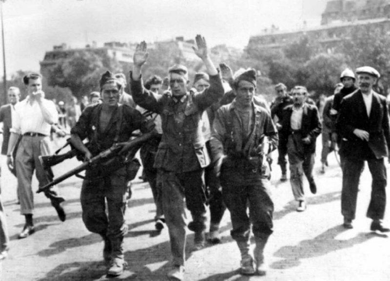 Движение сопротивления во Франции