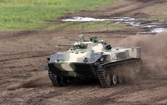 Боевые машины десанта (БМД)