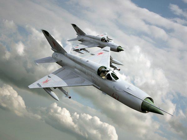 МиГ-21 - легендарный боевой самолет