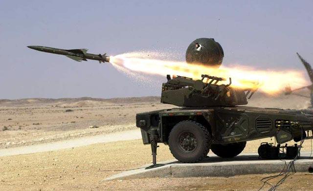 Зенитно ракетный комплекс (ЗPK) «Рапира»