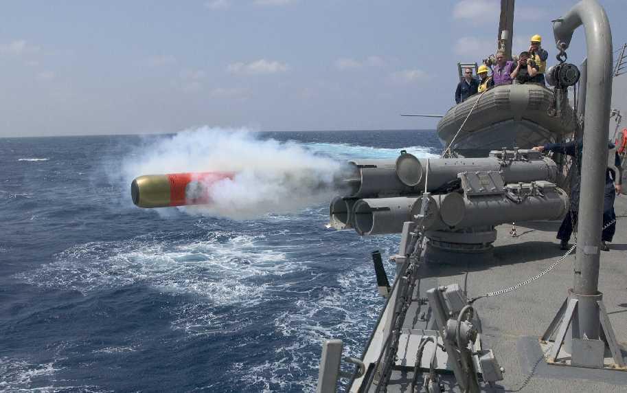 Неконтактная морская противолодочная мина-торпеда Mark 60 «Кэптор»