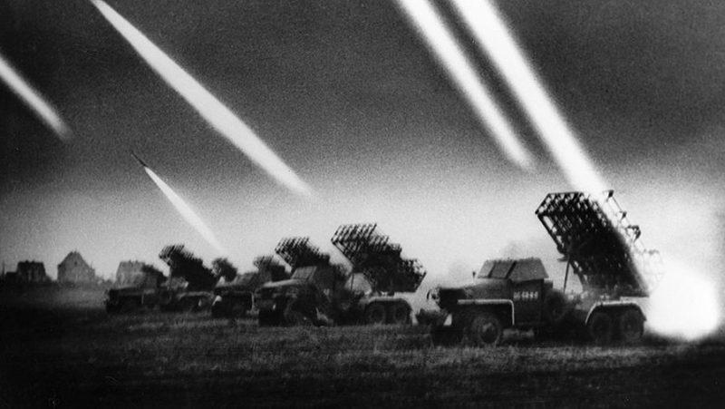 Советские ракеты во Второй мировой войне