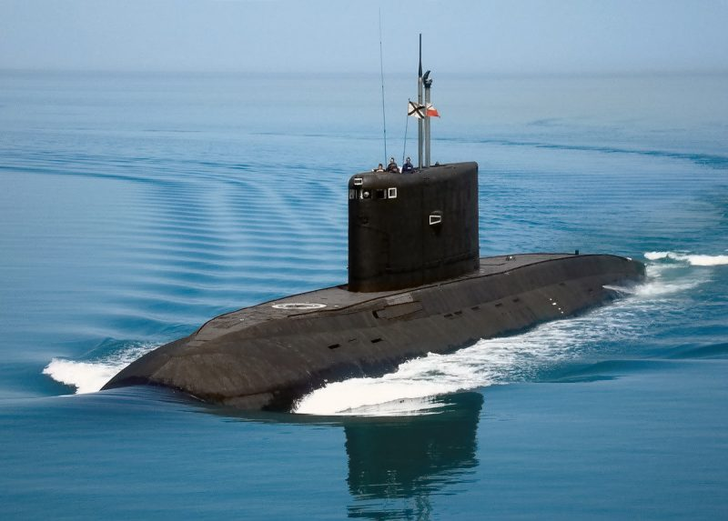 Дизель-электрические подводные лодки (ДПЛ или ДЭПЛ)