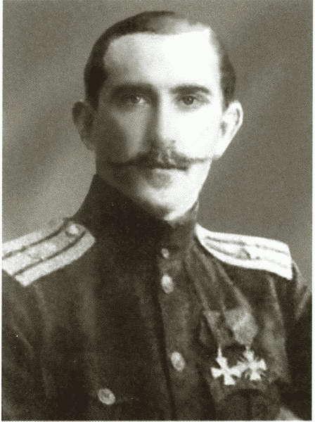 Александр Казаков - летчик ас Первой мировой войны