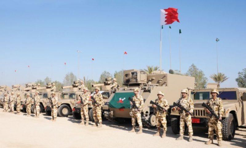 Вооруженные силы Бахрейна