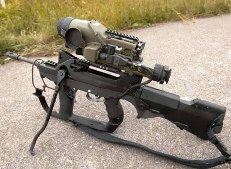 Штурмовая винтовка FA MAS