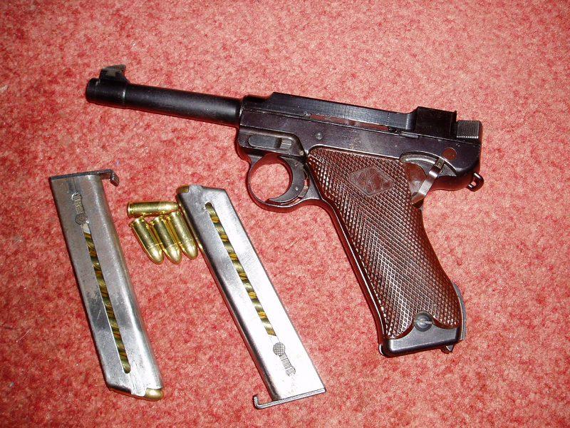 L-35 «Лахти» - армейский пистолет для севера