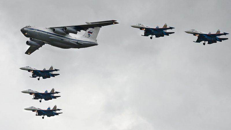Военно-транспортная авиация России (ВТА)