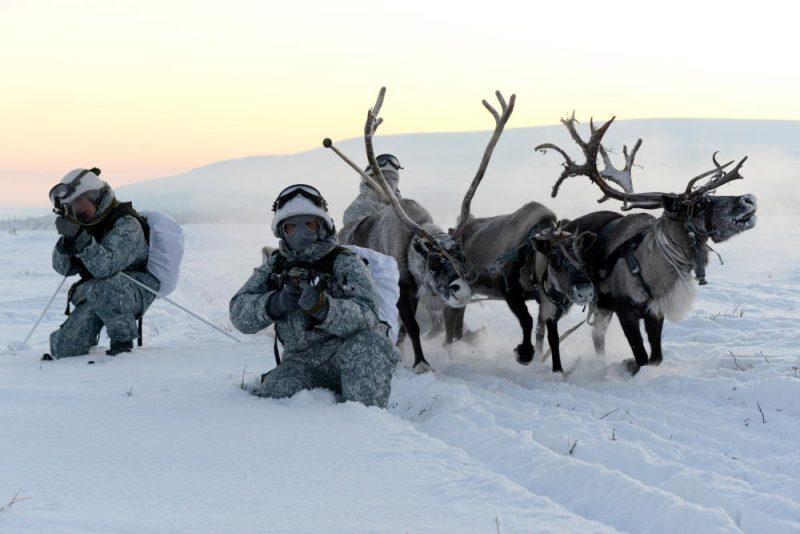 Тактика боевых действий в Арктике