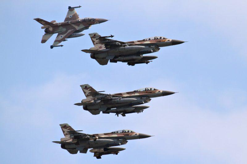 Военно-воздушные силы Израиля