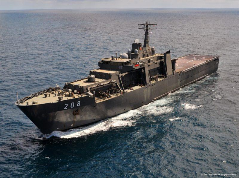 Десантные корабли типа «Эндюранс»