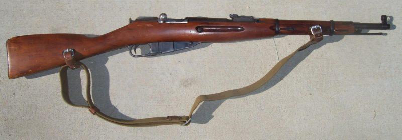 7,62-мм винтовка образца 1891/1930 гг. - старая добрая «трехлинейка»