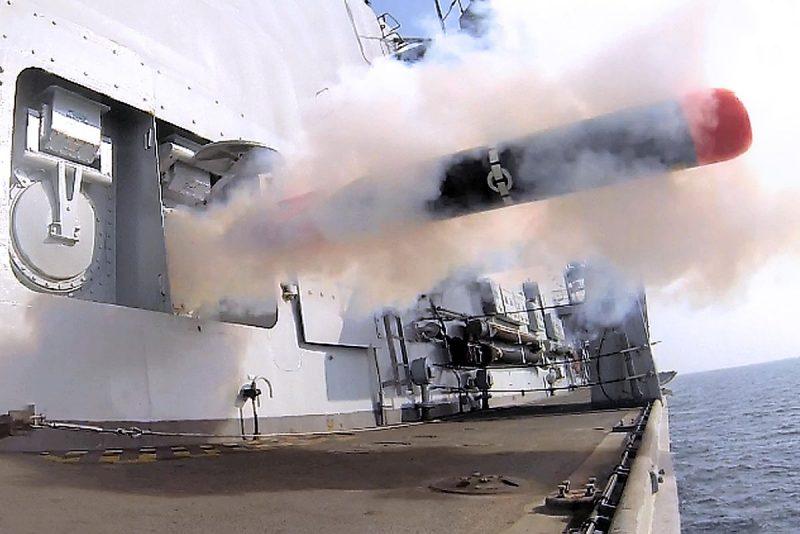 Легкая противолодочная  торпеда «Стингрей»