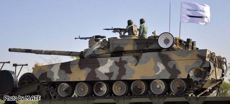 «Зульфикар» - основной боевой танк Ирана