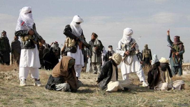 Отряды моджахедов и движение «Талибан»