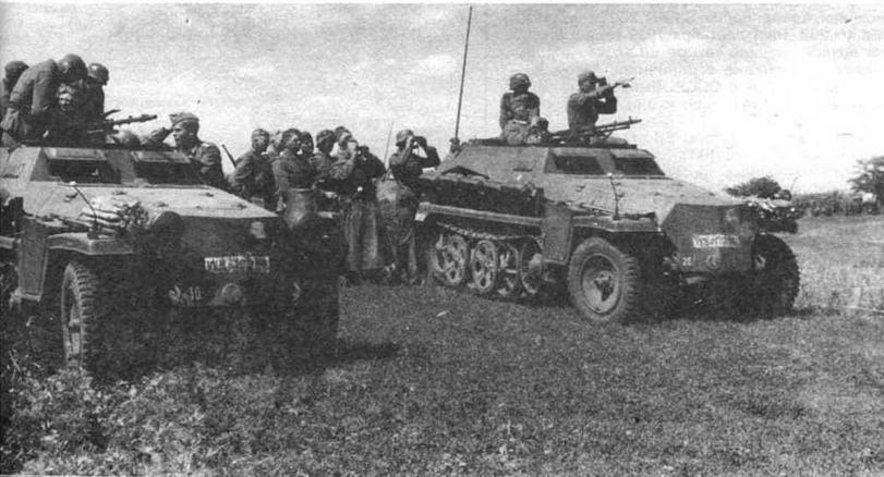 Дивизия «Великая Германия» - элита вермахта