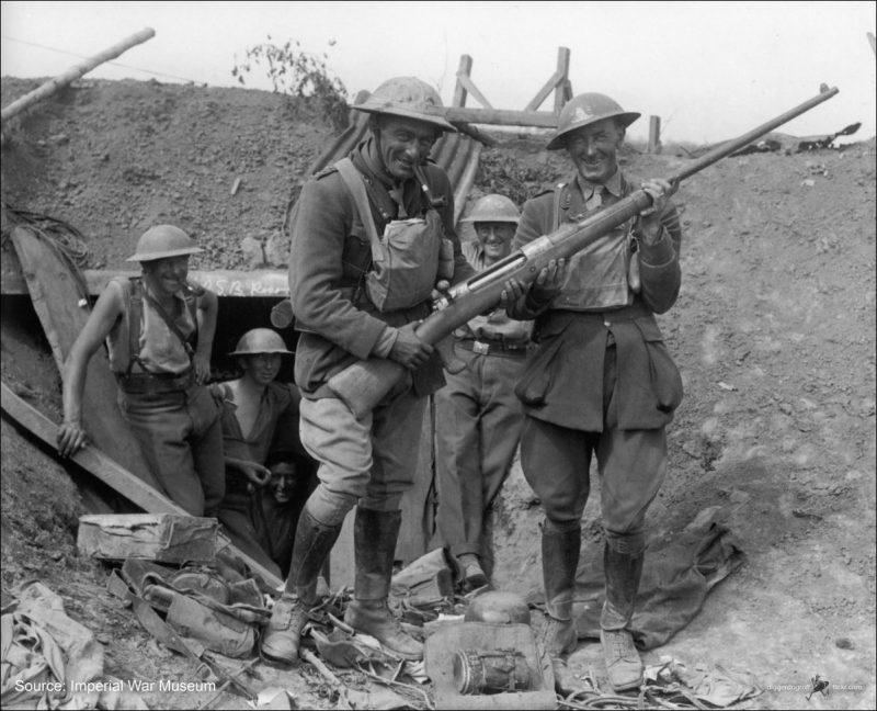 «Маузер Танкгевер» - первое противотанковое ружье