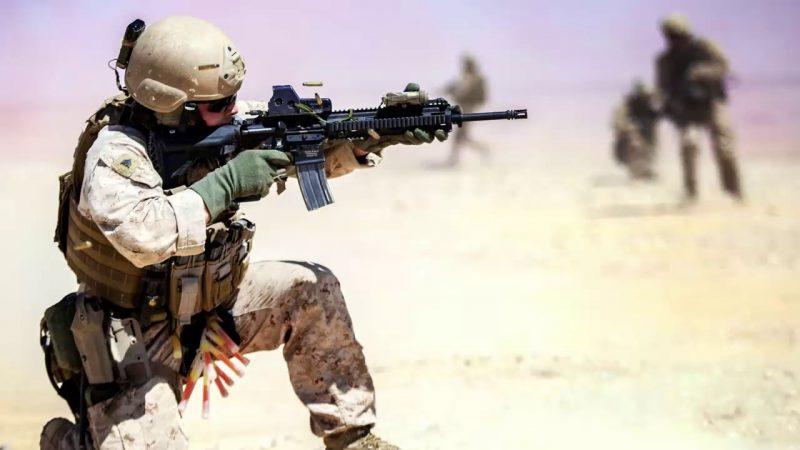 Боевые действия в пустынях