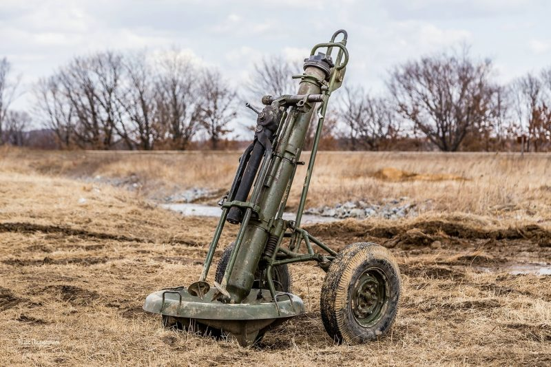120-мм минометный комплекс 2С12 «Сани»