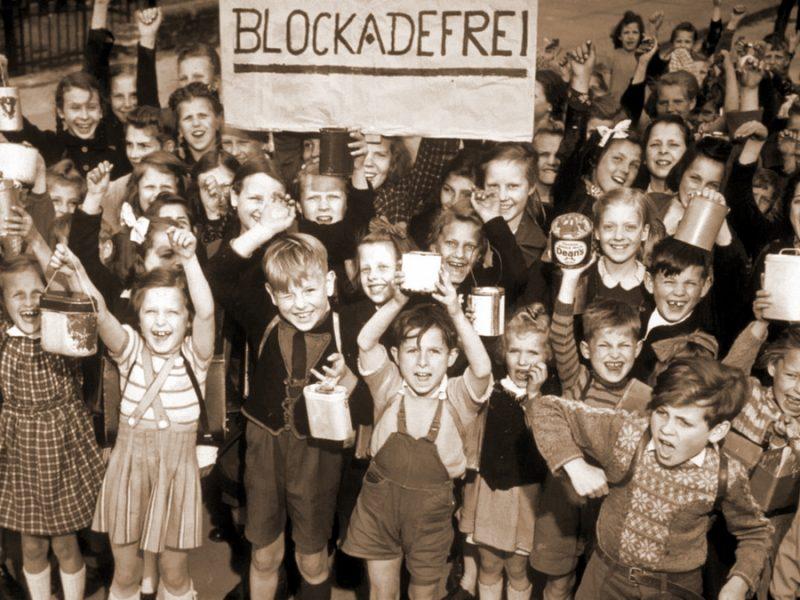 Берлинский кризис, 1948-1949 гг.
