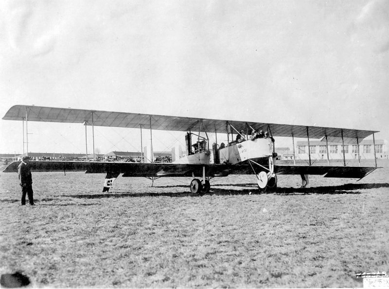 Самолеты «Капрони» Са-1, Са-2 и Са-3 - «летающие крепости»