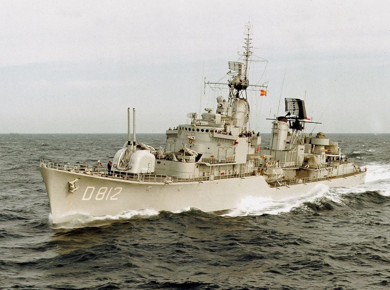 Эсминцы типа «Холланд» и «Фрисланд»