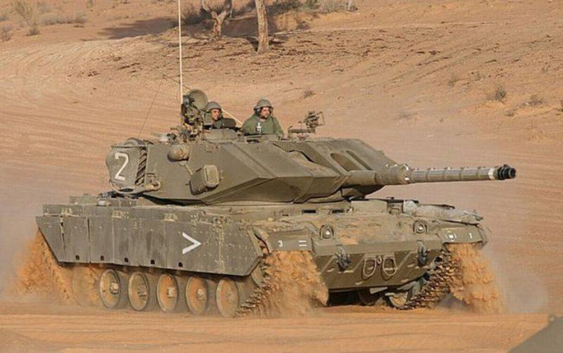 Танк «Магах-7» - модернизация М60