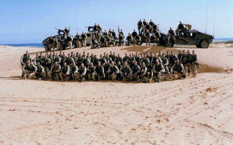 Операция группы «Рейнджер» США в Сомали