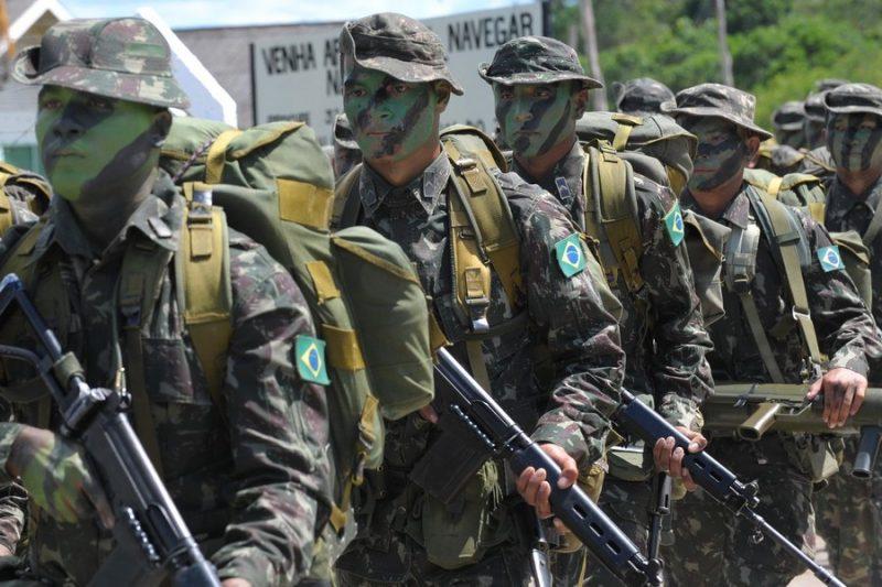 Сухопутные войска Бразилии