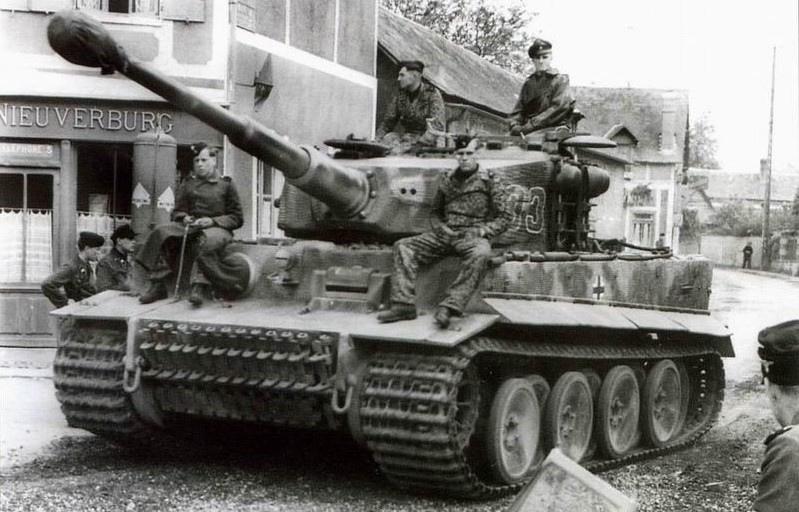 Тяжелый танк «Тигр»