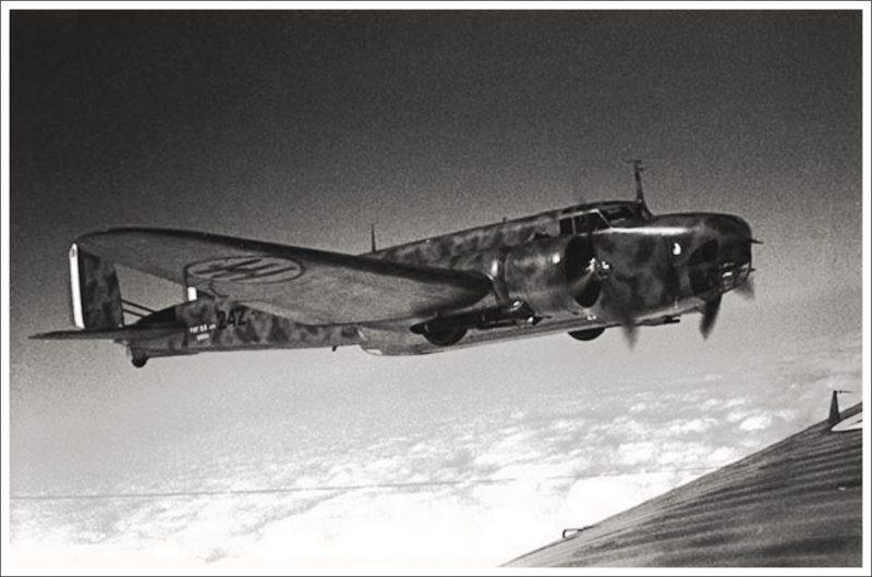 Бомбардировщик BR-20 «Чигонья» - «Аист» фирмы Фиат